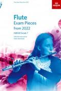 플룻 시험곡집 from 2022 G7 (반주보 포함)