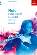 플룻 시험곡집 from 2022 G4 (반주보 포함)