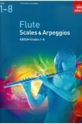 플룻 스케일 & 아르페지오 G1-8 (before 2018)